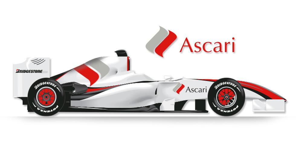 Ascari Formule 1