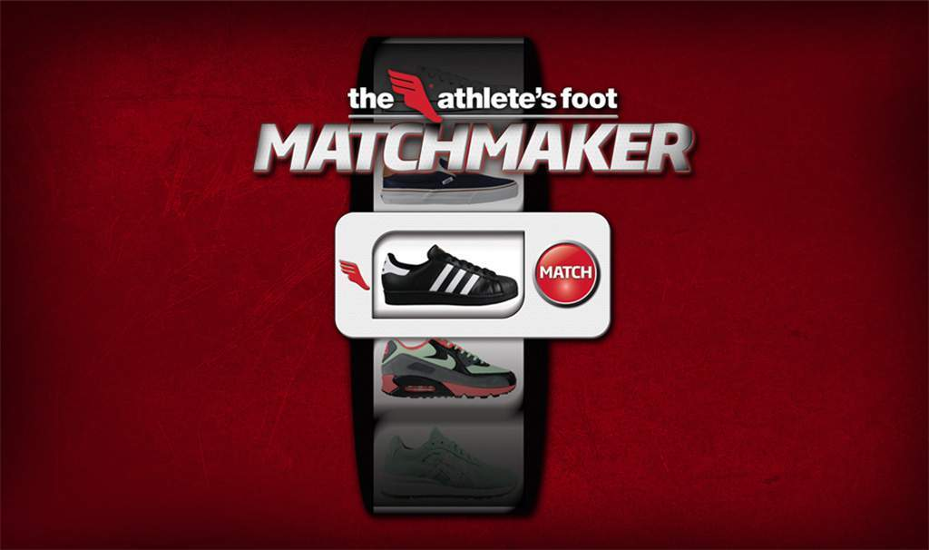 The Athlete's foot matchmaker