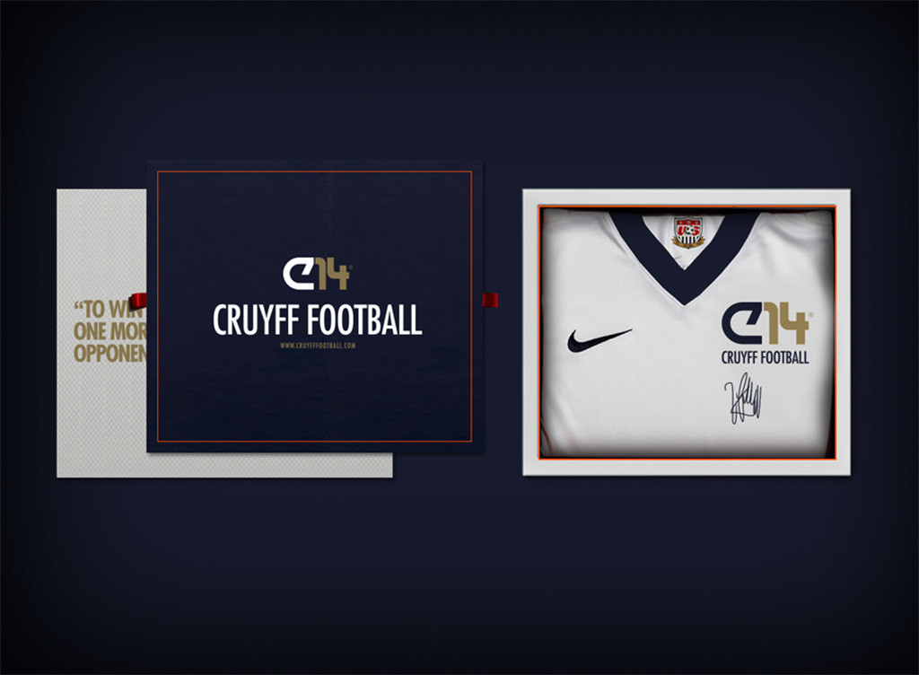 Cruijff Football giftbox