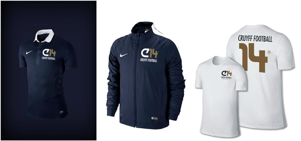 cruijff football kleding