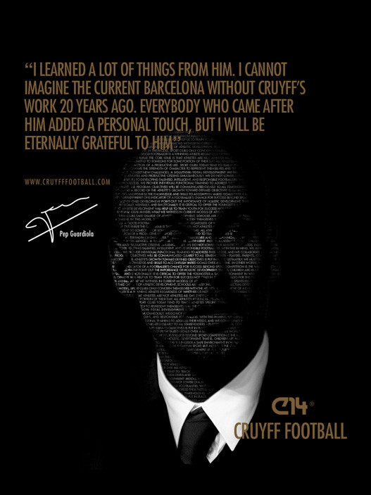 pep guardiola, cruijff football