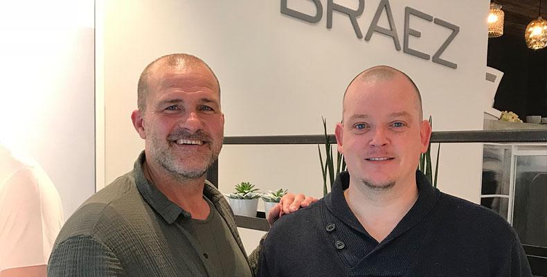 Modemerk Braez schakelt Amsterdams bureau Martin and Lewis in