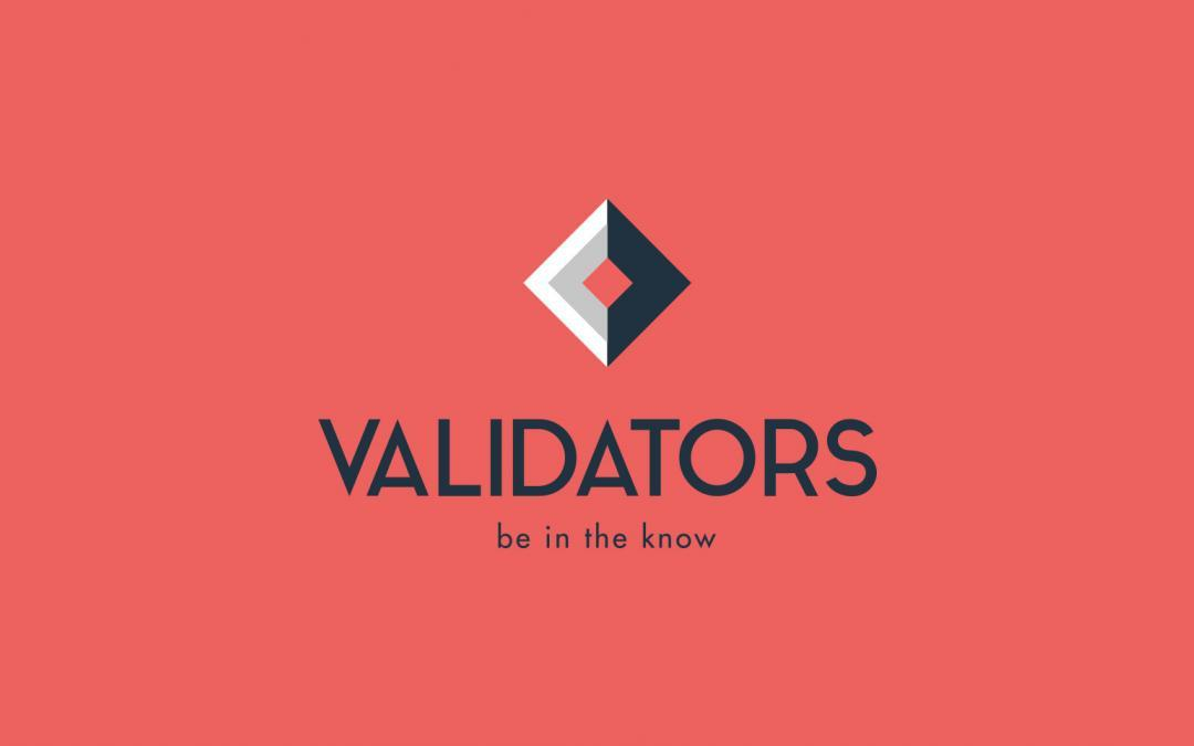 Be in the know with the completely overhauled Validators.