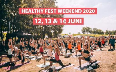 Samenwerking Healthy Fest en Fonds Gehandicaptensport